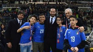 Italia, Ramy e Adam con gli azzurri al Tardini