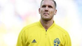 Euro2020: disastro Olsen in Norvegia-Svezia, la Bosnia di Dzeko si fa rimontare dalla Grecia