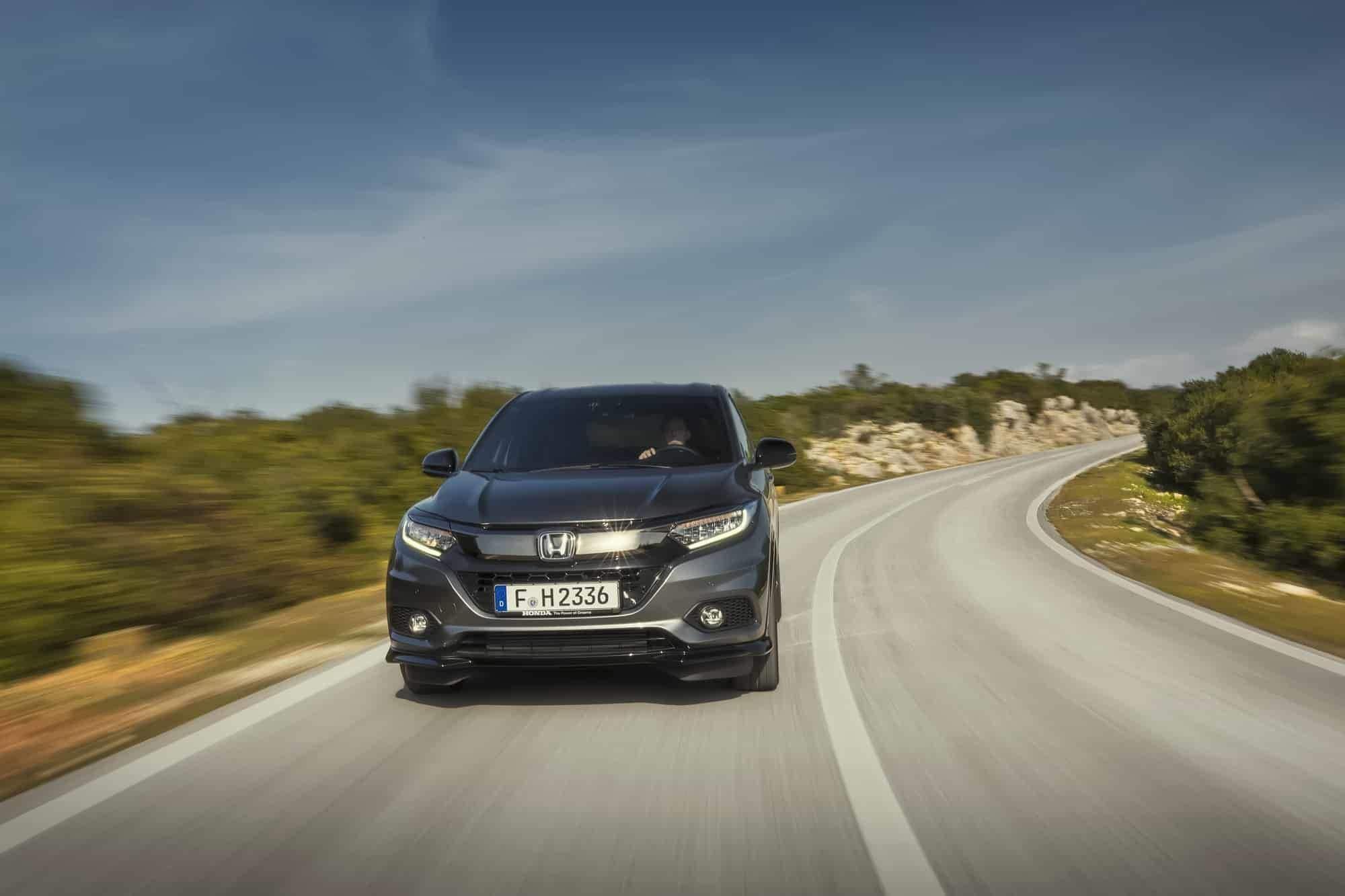 Honda HR-V Sport: foto