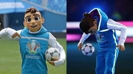 Euro 2020: Skillzy è la nuova mascotte