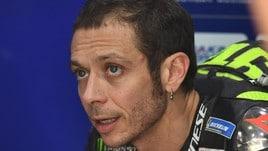 MotoGp Yamaha, Rossi: «In Argentina voglio il podio»