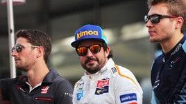 F1: Montezemolo parla di lui, Alonso sbotta su Twitter