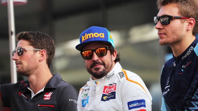 17:35 - F1: Montezemolo lo critica, Alonso sbotta