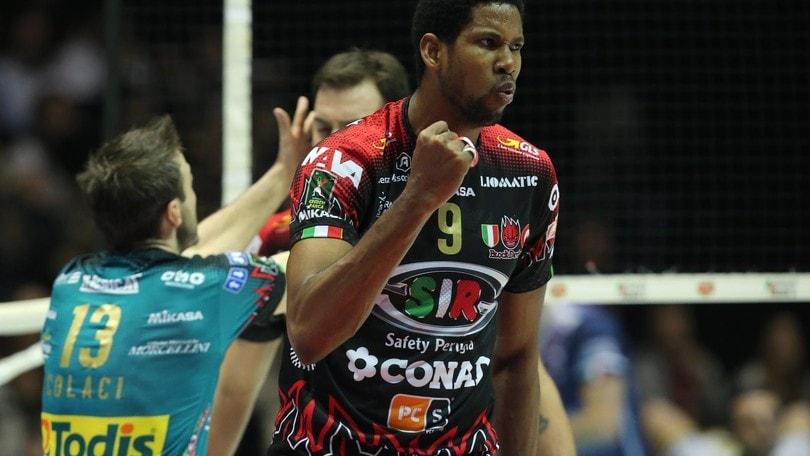 Volley: Superlega, Leon è l'MVP di marzo