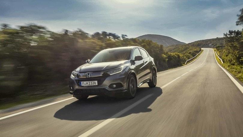 Honda HR-V Sport, il restyling del SUV