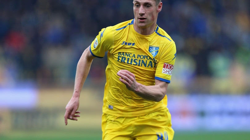 Serie A Frosinone, Pinamonti intensifica il lavoro sul campo