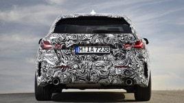 BMW Serie 1: i muletti FOTO