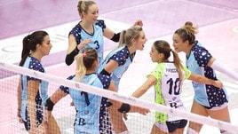 Volley: A1 Femminile, Gara 1 fra Firenze e Novara si giocherà a Siena