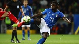 Papà Kean:«Moise ha sete di gol, la Juve è una famiglia»