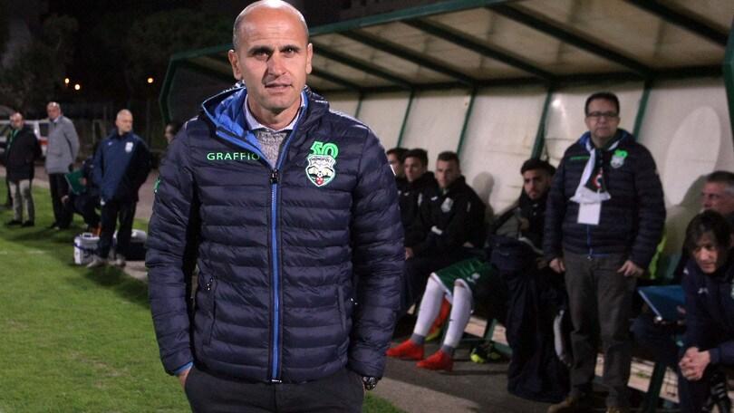 Sicula Leonzio, Bucaro è il nuovo allenatore