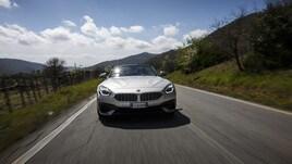 Nuova BMW Z4: le foto