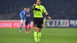 Serie A, Roma-Napoli: arbitra Calvarese. Inter-Lazio a Mazzoleni