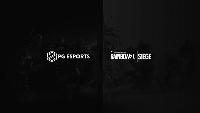 Rainbow Six Siege: nascono i Nationals targati PG Esports