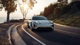 Porsche Taycan, la prima berlina elettrica del Marchio tedesco