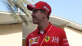 F1, Gp Bahrain: Vettel, il riscatto vale 3,50
