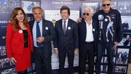 Volley: S3 al Tennis and Friends, presentata la tappa di Napoli