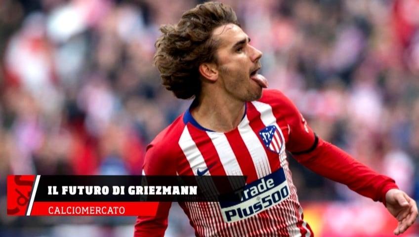 Griezmann ha scelto: vuole il Barcellona