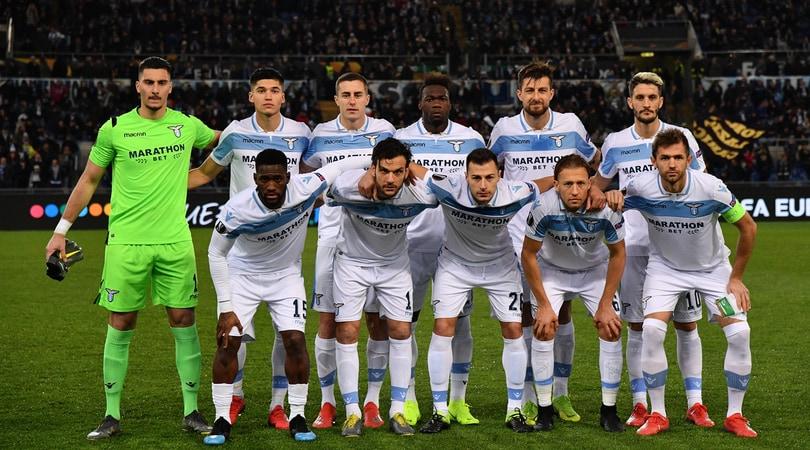 Lazio, la squalifica della Uefa: tre turni a Marusic e settore chiuso