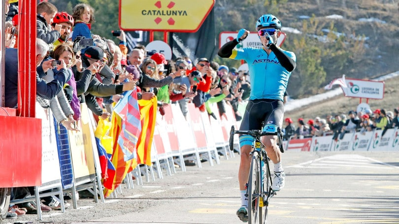 Ciclismo, Giro di Catalogna: a Lopez tappa e maglia