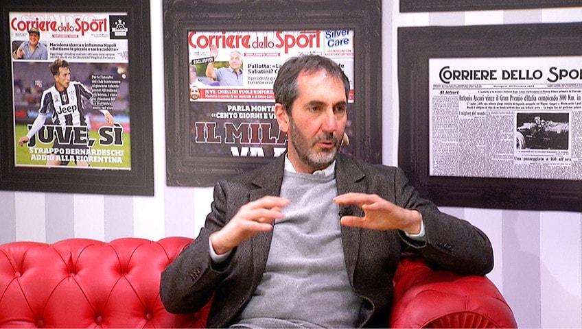 Bentornato Presidente, intervista a Paolo Calabresi