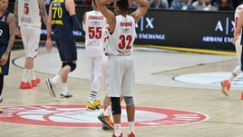 Basket, Eurolega: l'Olimpia si arrende al Fenerbahce