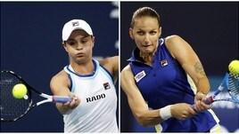 Tennis, Miami: sarà Barty-Pliskova la sfida per il trofeo