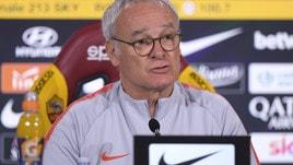 Roma, Ranieri: «Mi aspetto una risposta forte. Dzeko-ElSha? Liti in famiglia»
