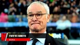 Roma, Ranieri punta sulla voglia di riscatto