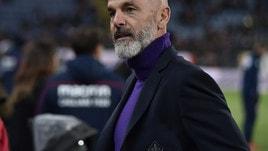 Serie A Fiorentina, Pioli: «Bisogna vincere: non è ancora finita»