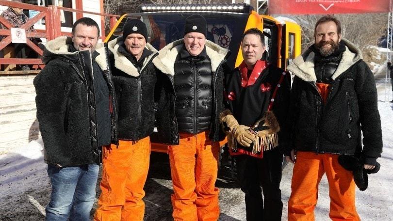 Venturi Antarctica, elettrica in direzione Polo Sud