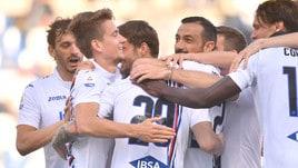Serie A: Sampdoria-Milan, il 25% punta sull'«1»