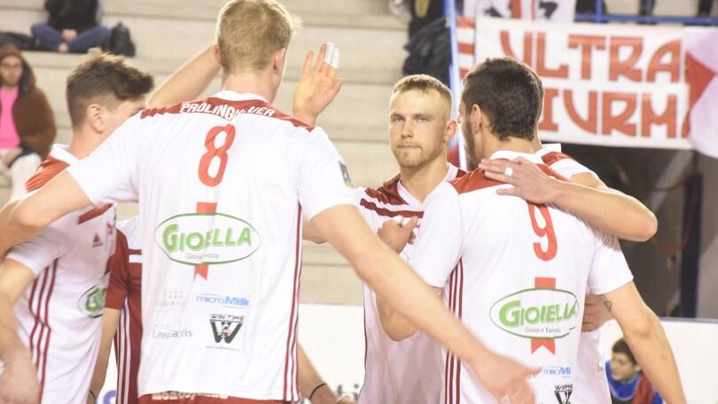 Volley: A2 Maschile, si chiude la Regular Season