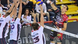 Volley: Superlega, con Modena-Milano, scattano i Play Off