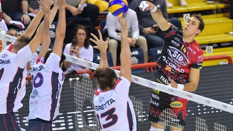 Volley: Superlega, con Modena-Milano, scattano i Play Off