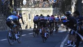 Ciclismo, Coppi-Bartali: Velasco conquista la terza tappa