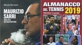 La rincorsa di Sarri e il nuovo Almanacco del Tennis