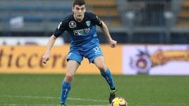 Serie A Empoli, Rasmussen out con la Juventus