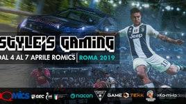 GEC al ROMICS con Notorius Legion Esports