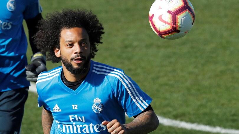 Dalla Spagna: «Niente Juventus, Marcelo resta al Real Madrid»