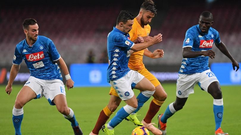 Roma piccola con le grandi: cambio rotta per la Champions