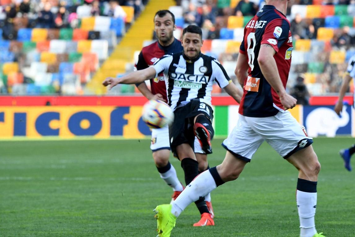 Mandragora, che prodezza. L'Udinese domina il Genoa