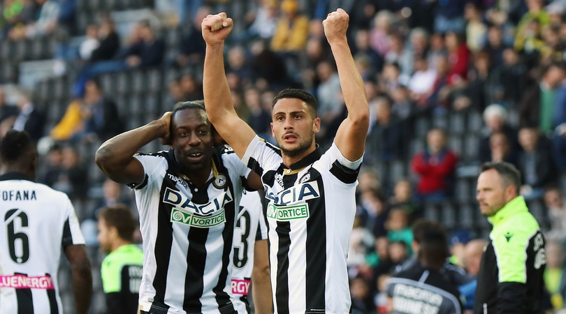 Serie A, Udinese-Genoa 2-0: sblocca Okaka, poi super gol di Mandragora