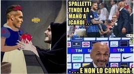 Lautaro ko ma Spalletti non convoca Icardi: social scatenati