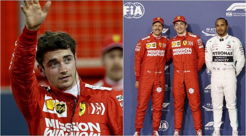 F1 GP Bahrain 2019, favolosa Ferrari: Leclerc in pole e Vetterl a seguire