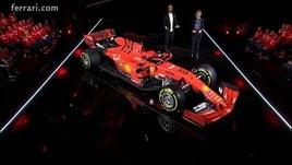 Gp Bahrain: super Ferrari, Leclerc in pole
