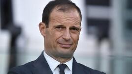 Juventus, Allegri: «Mancano quattro vittorie allo scudetto»