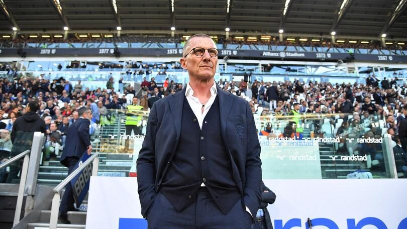 Serie A Empoli, Andreazzoli: «Venuti per fare punti, raccolto solo applausi»