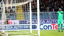 Donnarumma, che disastro! Errore clamoroso e la Samp batte il Milan 1-0