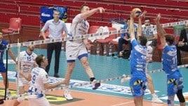 Volley: A2 Maschile, concluso il Girone Bianco, Spoleto al secondo posto, Reggio è terza