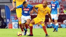 Diretta Roma-Napoli ore 15: formazioni ufficiali e dove vederla in tv